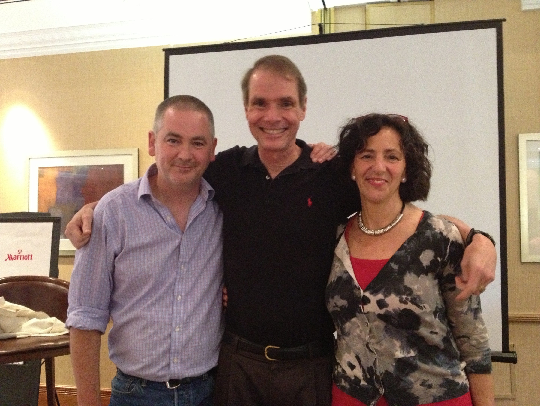 Robert Dilts, Pilar Godino, Tony Nutley