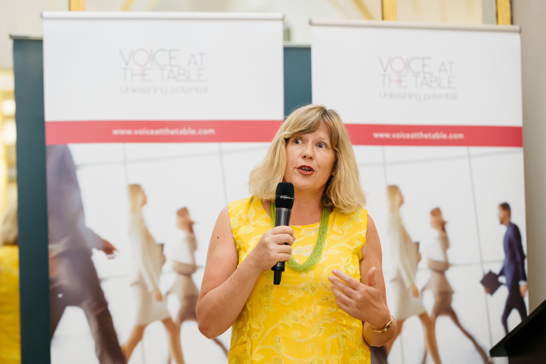 Motivational Speaker - Sue Stockdale